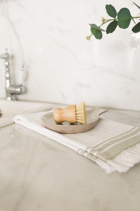 Fa marok mosogatókefe